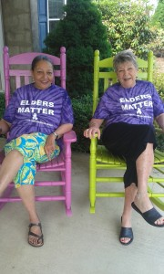 elder abuse awareness ladies